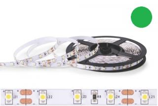 LED pásik zelený SMD3528 12V 300LED