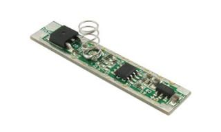 Dotykový spínač ON/OFF do LED profilu 5A 12-24V